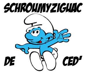 Le dessin d'un Schroumyziguac